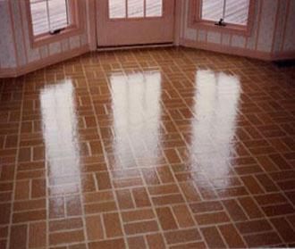Stripping and Waxing Floor Finishes